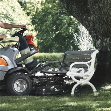 Mowing accessibility