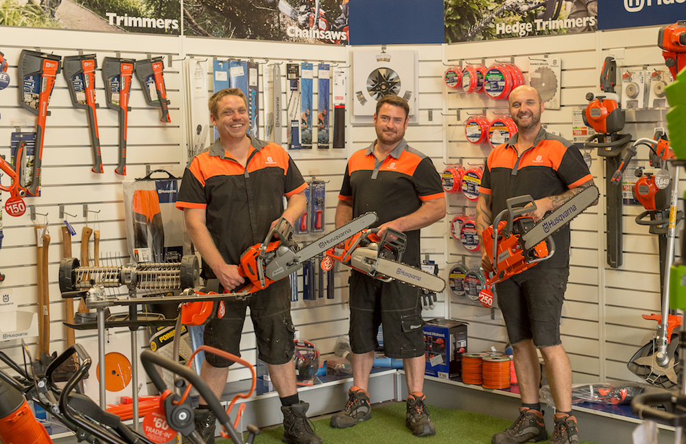 The Mower Shop Waikanae